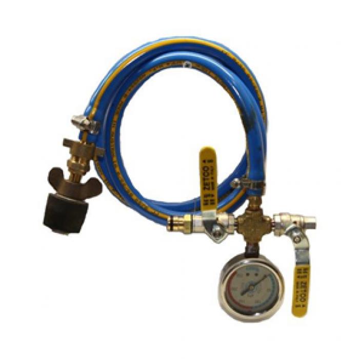 Pvc Pipe Pressure Test Kit