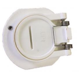 Safety Vaclock 40mm white